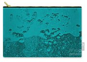 Teal Waters Carry-all Pouch