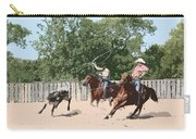 Team Roping Carry-all Pouch