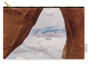 Teardrop Arch Monument Valley Carry-all Pouch