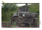 Tearing It Up - M3 Stuart Light Tank Carry-all Pouch