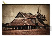 Teaselville Texas Barns Carry-all Pouch
