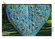 Technicolor Heart Carry-all Pouch