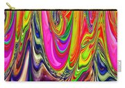 Technicolor Magma Carry-all Pouch