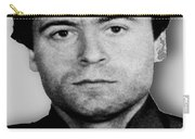 Ted Bundy Mug Shot 1980 Vertical  Carry-all Pouch
