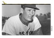 Ted Williams (1918-2002) Carry-all Pouch