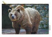 Teddy Bear Alive Carry-all Pouch