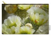 Teddy Bear Cholla-cylindropuntia Bigelovii Carry-all Pouch