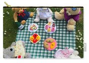 Teddy Bear Picnic Carry-all Pouch