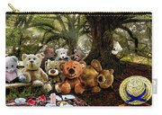 Teddy Bears Picnic Carry-all Pouch