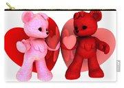 Teddy Bearz Valentine Carry-all Pouch