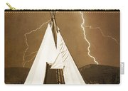 Tee Pee Lightning Carry-all Pouch
