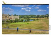 Teeing Off At Leeds Castle Carry-all Pouch