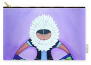 Tehuana Carry-all Pouch