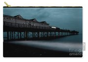 Teignmouth Pier At Dusk  Carry-all Pouch