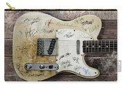 Telecaster Guitar Fantasy Carry-all Pouch
