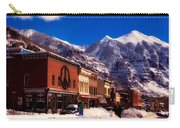 Telluride For The Holiday Carry-all Pouch