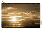 Telstra Tower Sunset Carry-all Pouch
