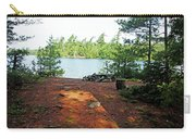 Temagami Island Campsite I Carry-all Pouch
