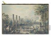 Temple De Serapis Carry-all Pouch