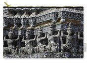 Temple Detail In Bangkok Thialand Carry-all Pouch