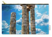 Temple Of Apollon Carry-all Pouch