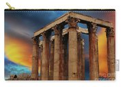 Temple Of Olympian Zeus Carry-all Pouch