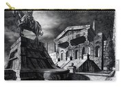 Temple Of Perseus Carry-all Pouch