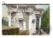 Temple Of Venus, Baalbek, 1890s Carry-all Pouch