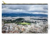 Temple Of Zeus - View From The Acropolis Carry-all Pouch