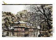 Temple On The Lake Carry-all Pouch