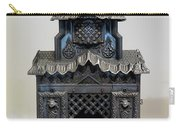 Temple Parlor Stove Carry-all Pouch