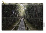 Temple Path - Kyoto Japan Carry-all Pouch