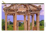 Temple Ruins At Ephesus Carry-all Pouch
