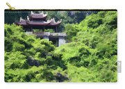 Temple Tam Coc Ninh Binh  Carry-all Pouch