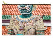 Temple Warrior Carry-all Pouch