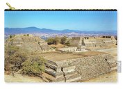 Temples In Monte Alban Carry-all Pouch