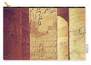 Temples Of Karnak  Carry-all Pouch