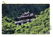 Temples Of Tam Coc Vietnam  Carry-all Pouch