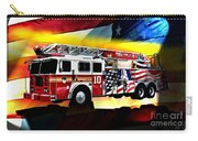 Ten Truck Fdny Carry-all Pouch