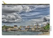 Tenby Harbour Texture Effect Carry-all Pouch
