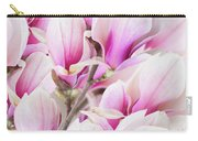 Tender Magnolia Flowers Carry-all Pouch