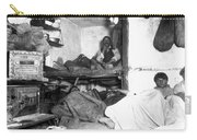 Tenement Life, Nyc, C1889 Carry-all Pouch