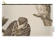 Tengmalm's Owl Carry-all Pouch