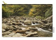 Tennessee Autumn Stream 6059 Carry-all Pouch