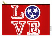Tennessee Flag Love Carry-all Pouch