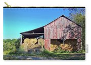 Tennessee Hay Barn Carry-all Pouch