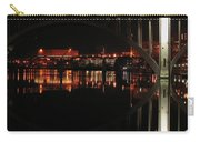 Tennessee River In Lights Carry-all Pouch