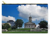 Tennessee State Capitol Nashville Carry-all Pouch by Susanne Van Hulst