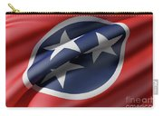 Tennessee State Flag Carry-all Pouch