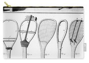 Tennis Rackets Carry-all Pouch